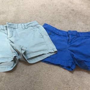 Ann Taylor Loft shorts bundle